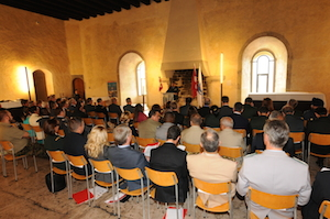 Closing Ceremony in the Castle of Thun